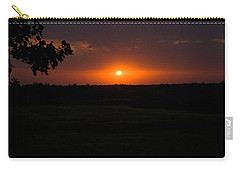 September Sunset Carry-all Pouch