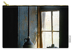 Carry-all Pouch featuring the photograph Shades Of Blue by Vicki Pelham