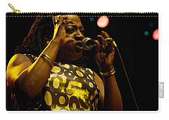 Sharon Jones Carry-all Pouch