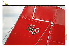 Show Cat Carry-all Pouch by Randy J Heath
