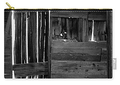 Carry-all Pouch featuring the photograph Shreds Of Yesterday by Vicki Pelham