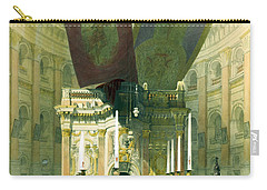Shrine Of The Holy Sepulchre April 10th 1839 Carry-all Pouch