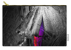 Shrooms 1 Carry-all Pouch by Stuart Turnbull
