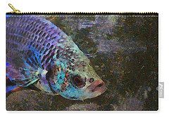 Siamese Fighting Fish Carry-all Pouch