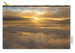 Silver Lake Sunrise Carry-all Pouch