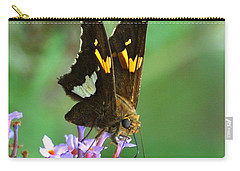 Silver Skipper Carry-all Pouch