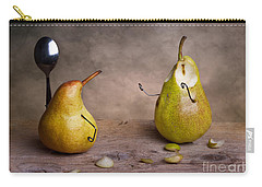 Simple Things 13 Carry-all Pouch by Nailia Schwarz