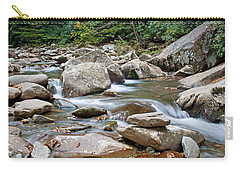 Smoky Mountain Streams Carry-all Pouch