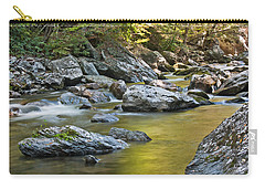 Smoky Mountain Streams II Carry-all Pouch
