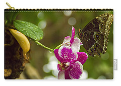 Soaring Orchid Carry-all Pouch