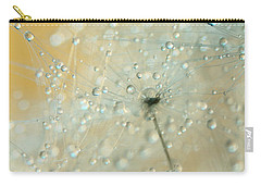 Soft Blue Drops Carry-all Pouch
