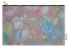 Softly Spoken Carry-all Pouch by Judith Rhue