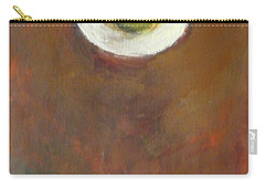 Carry-all Pouch featuring the painting Solo by Kathleen Grace