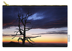 Something Wicked This Way Comes Carry-all Pouch