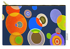 Somewhere Out There Carry-all Pouch by Beth Saffer