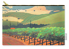 Sonoma Vinyard Carry-all Pouch