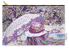Southern Lady Carry-all Pouch