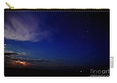 Carry-all Pouch featuring the photograph Southern Ocean Storm by Vicki Ferrari