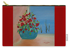 Southwestern 1 Carry-all Pouch by Judith Rhue
