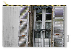 Carry-all Pouch featuring the photograph Souvenirs De Bretagne by Lainie Wrightson