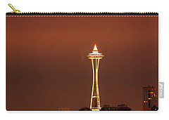 Space Needle Morning Carry-all Pouch