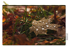 Sparkling Gems Carry-all Pouch by Cheryl Baxter