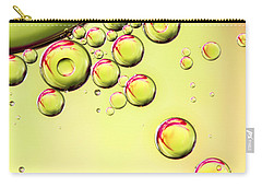 Sparkling Lime Carry-all Pouch