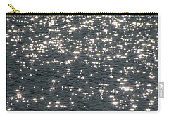 Shining Water Carry-all Pouch by Maciek Froncisz