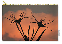 Spider Lilies At Sunset Carry-all Pouch