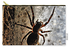 Spiders Home Carry-all Pouch