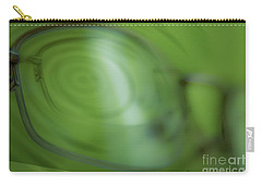 Carry-all Pouch featuring the photograph Spinner Vision by Vicki Ferrari Photography