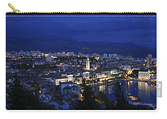 Carry-all Pouch featuring the photograph Split Croatia by David Gleeson