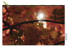 Spotlight On Fall Carry-all Pouch by Cheryl Baxter