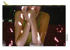 Spotted In Sunlight Carry-all Pouch