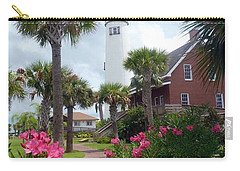 St. George Island Lighthouse Carry-all Pouch