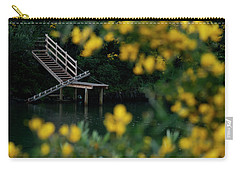Carry-all Pouch featuring the photograph Stairway To Heaven by Pedro Cardona