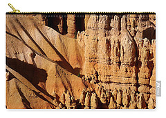 Carry-all Pouch featuring the photograph Stand Tall by Vicki Pelham