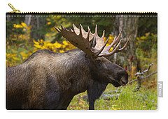 Carry-all Pouch featuring the photograph Standing Proud by Doug Lloyd