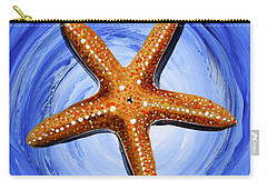 Star Of Mary Carry-all Pouch