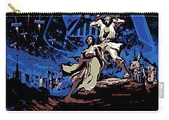 Star Wars Poster Carry-all Pouch