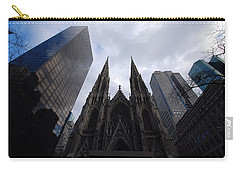 Steeples Carry-all Pouch by John Schneider