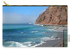 Steps To The Beach. Dana Point California Carry-all Pouch