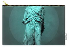 Still Life - Robed Figure Carry-all Pouch