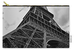Carry-all Pouch featuring the photograph Still Standing by Eric Tressler