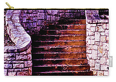 Stone Staircase Carry-all Pouch
