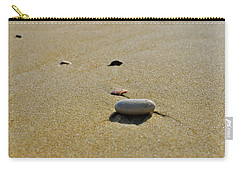 Stones In The Sand Carry-all Pouch