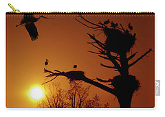 Storks Carry-all Pouch