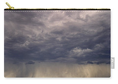 Storm Over The Mesa Carry-all Pouch