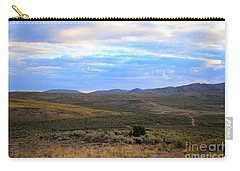Stormy Wyoming Sunrise I Carry-all Pouch