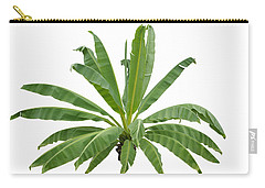 Strange Banana Tree Carry-all Pouch by Atiketta Sangasaeng